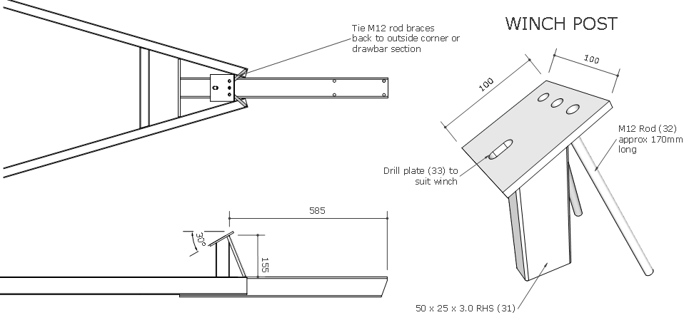 Wiring Diagram Of Trailer Mounted Winch To on yamaha warn winch wiring diagram