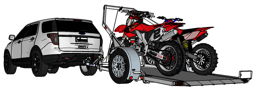 Free trailer building plans moto cross9g solutioingenieria Image collections