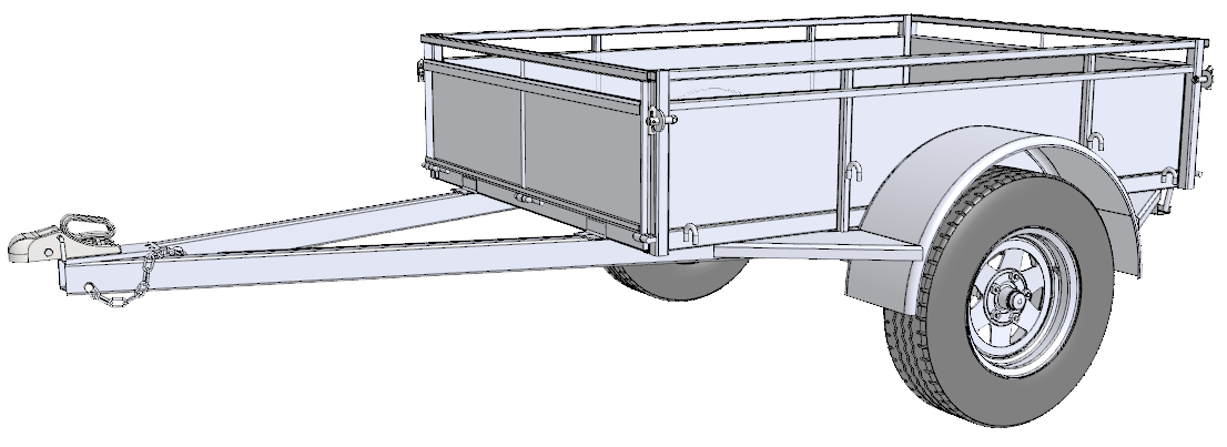 free trailer building plans trailer light diagram 4 wire gm trailer light diagram 7 blade